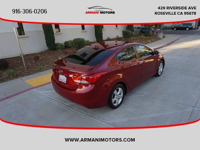 Hyundai Elantra 2012 price $5,995