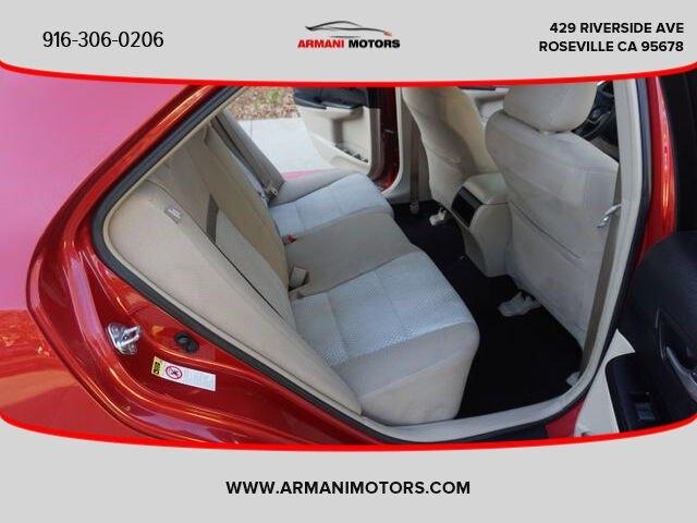 Toyota Camry 2012 price $10,450