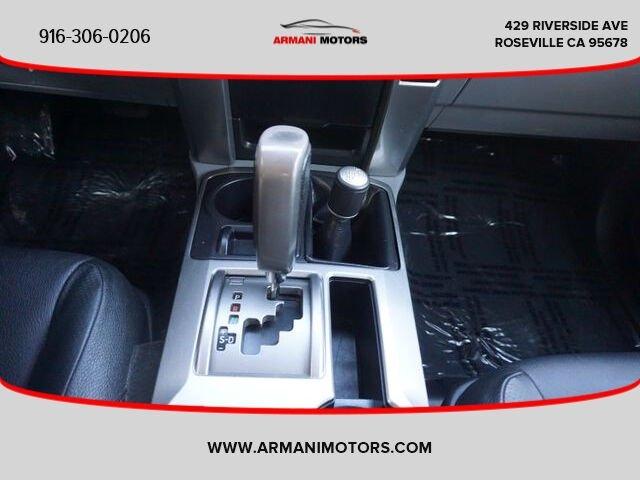 Toyota 4Runner 2012 price $24,995