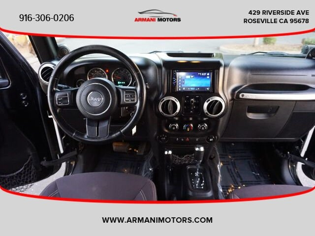 Jeep Wrangler Unlimited 2013 price $30,995