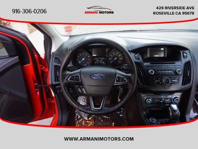 Ford Focus 2016 price $12,495