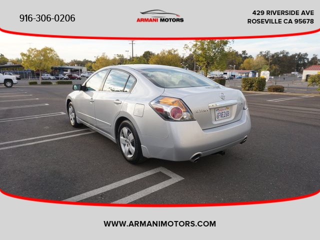 Nissan Altima 2008 price