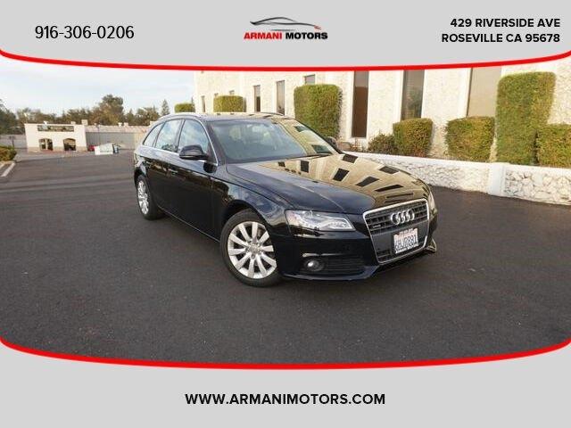 Audi A4 2009 price $8,995