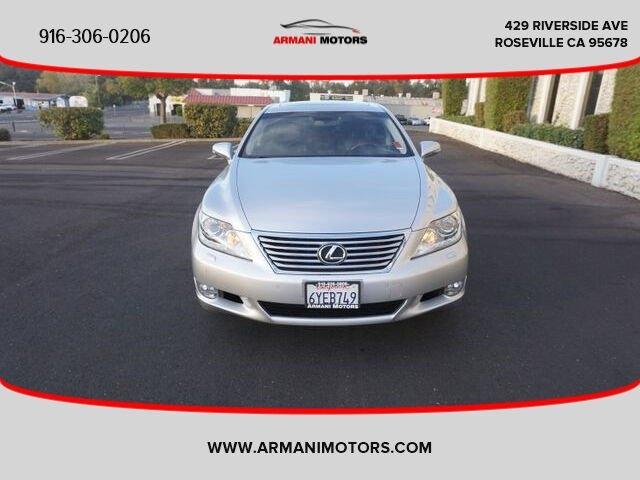Lexus LS 460 2011 price $15,495