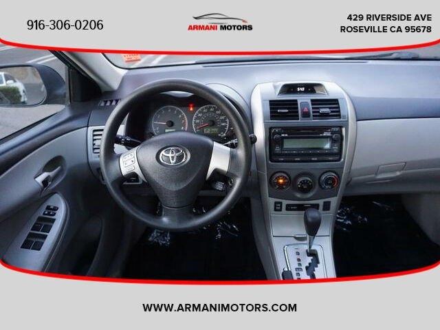 Toyota Corolla 2012 price $6,495