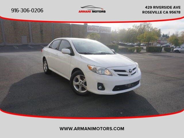 Toyota Corolla 2011 price $7,495