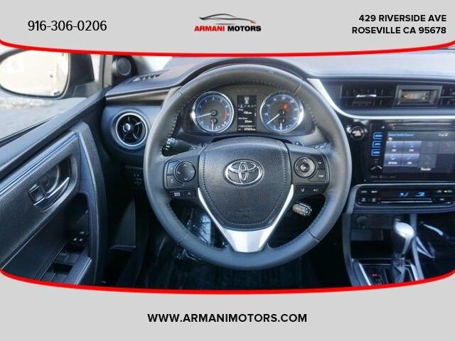Toyota Corolla 2017 price $16,495