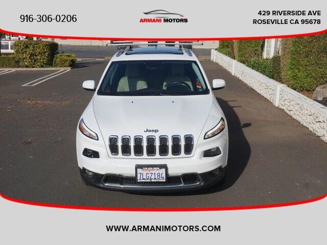 Jeep Cherokee 2015 price $17,495