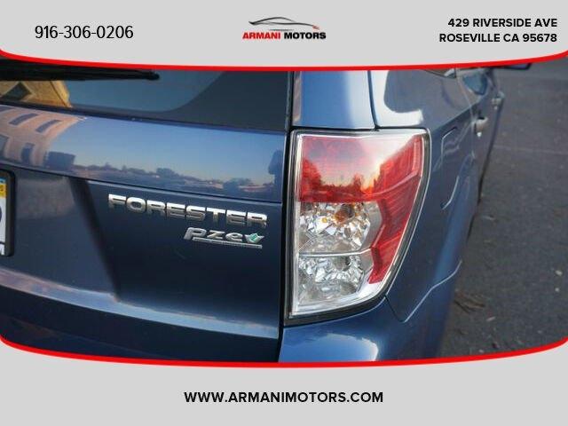 Subaru Forester 2012 price $8,495