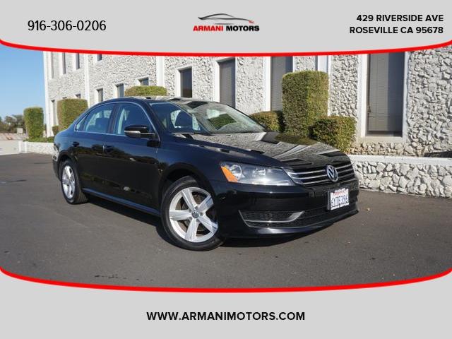 Volkswagen Passat 2013 price