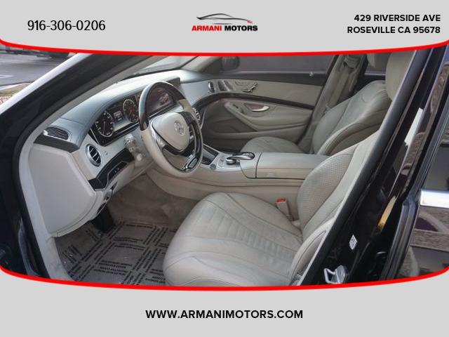 Mercedes-Benz S-Class 2016 price
