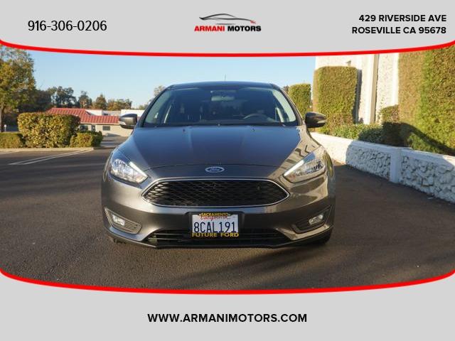 Ford Focus 2018 price