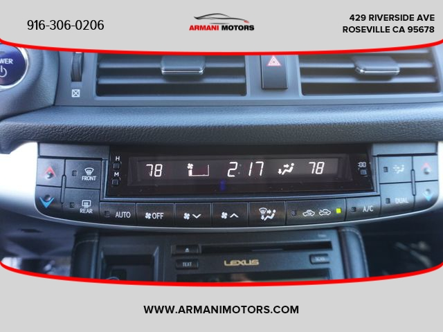 Lexus CT 2012 price