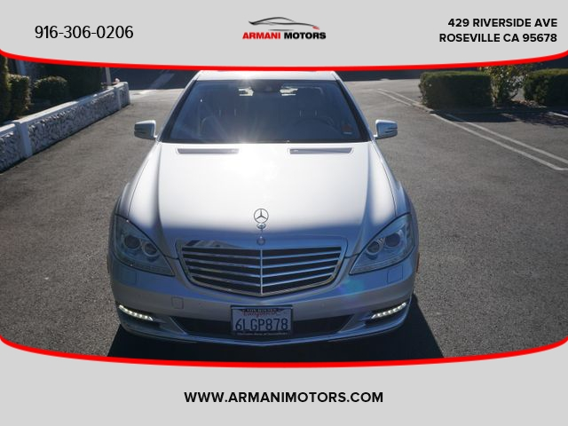 Mercedes-Benz S-Class 2010 price