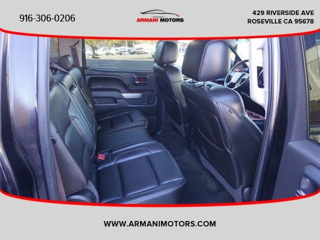 Chevrolet Silverado 1500 Crew Cab 2015 price
