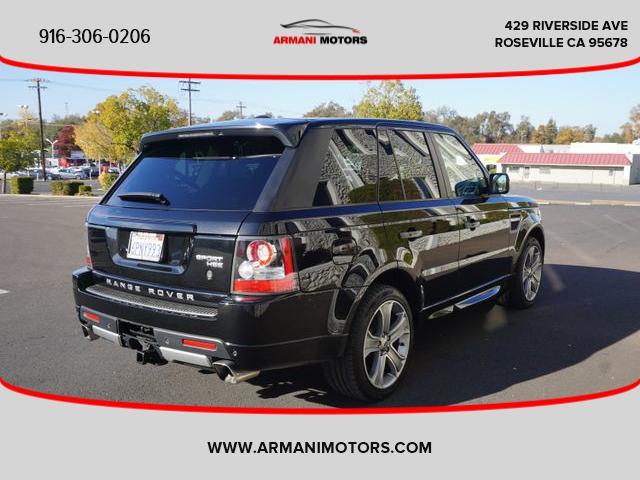 Land Rover Range Rover Sport 2011 price