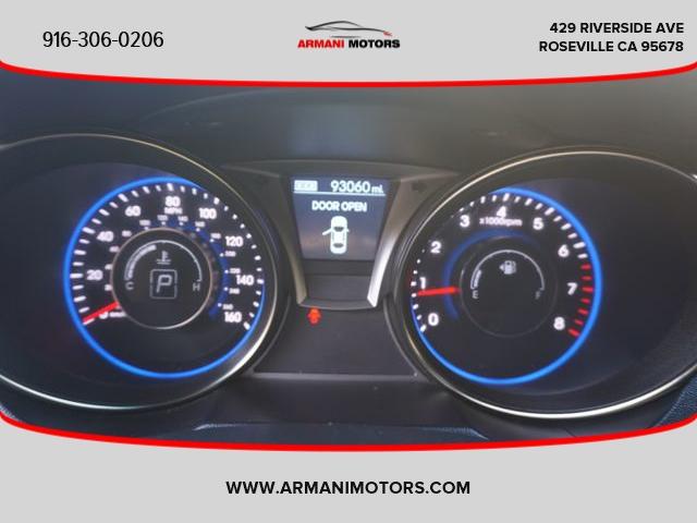 Hyundai Genesis Coupe 2013 price