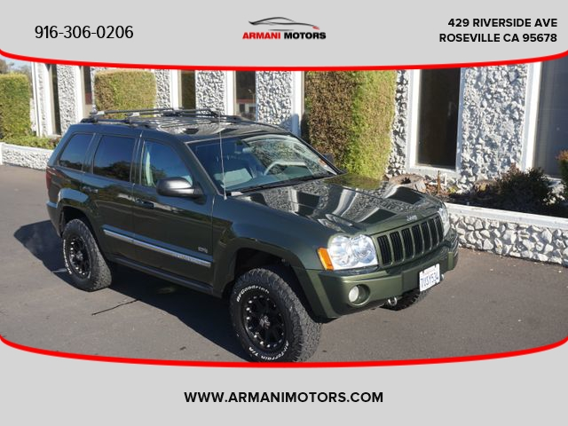 Jeep Grand Cherokee 2006 price