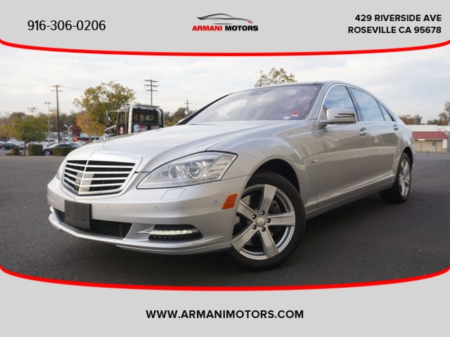 Mercedes-Benz S-Class 2012 price