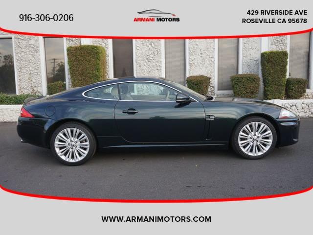 Jaguar XK 2010 price