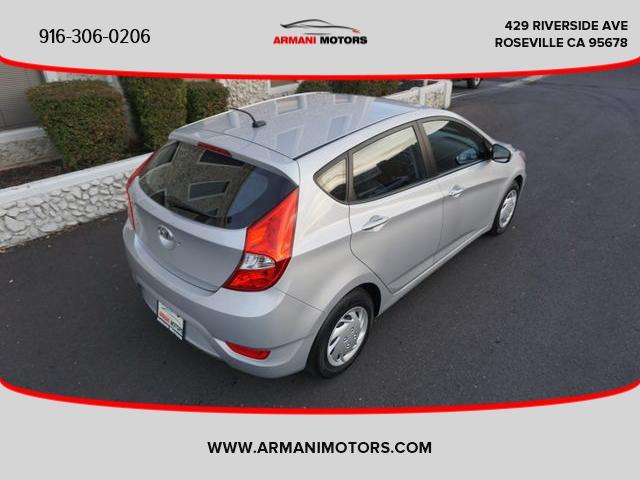 Hyundai Accent 2015 price