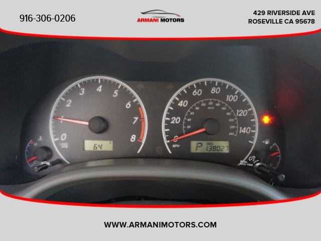 Toyota Corolla 2010 price