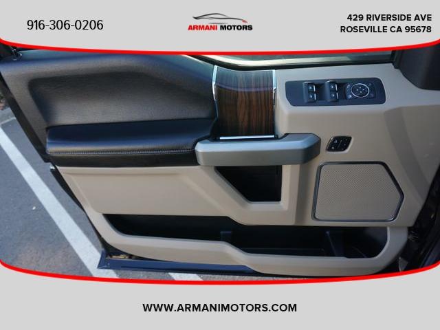 Ford F150 SuperCrew Cab 2016 price