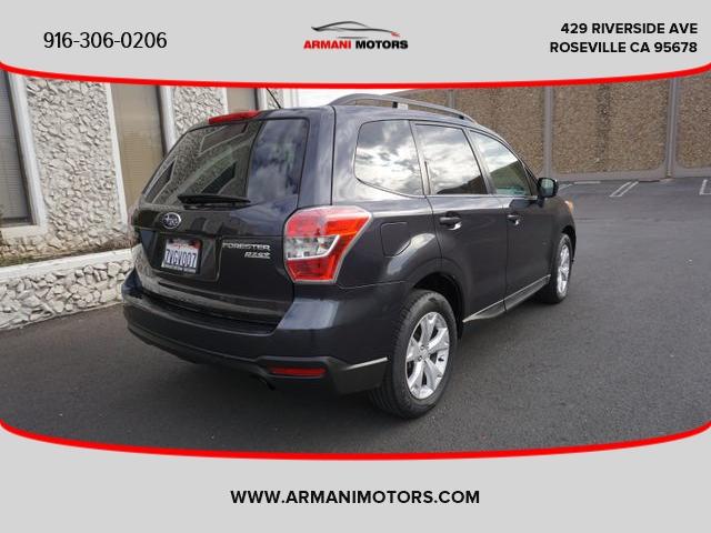 Subaru Forester 2015 price