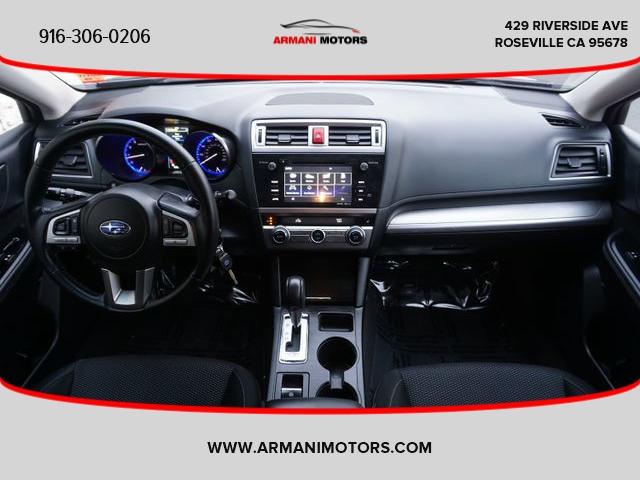 Subaru Outback 2015 price