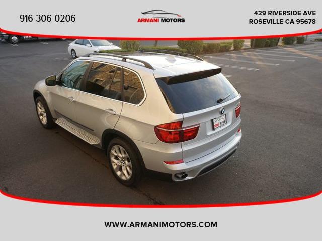 BMW X5 2013 price