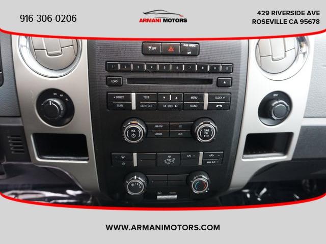 Ford F150 SuperCrew Cab 2013 price