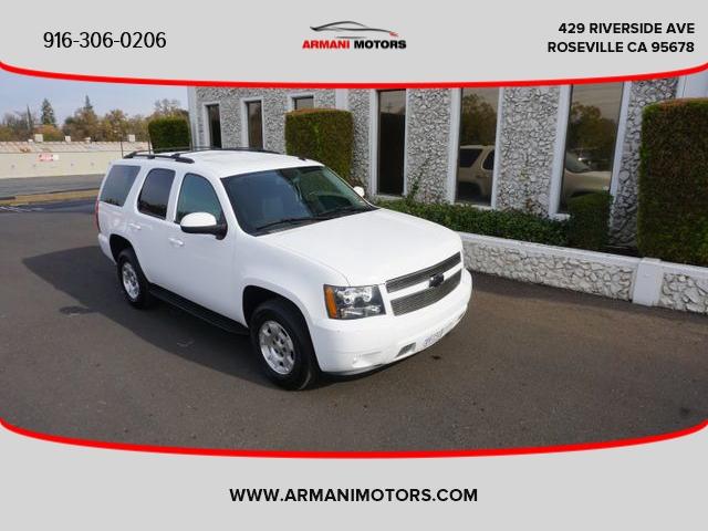 Chevrolet Tahoe 2014 price