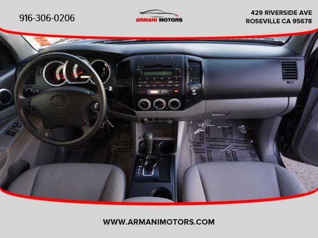 Toyota Tacoma Access Cab 2011 price