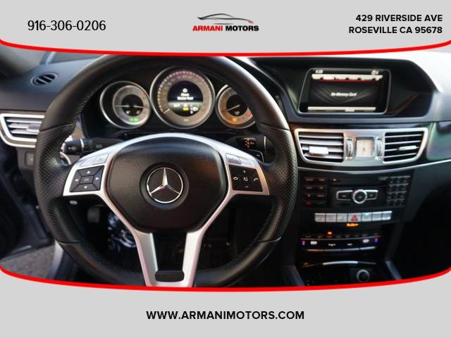 Mercedes-Benz E-Class 2014 price