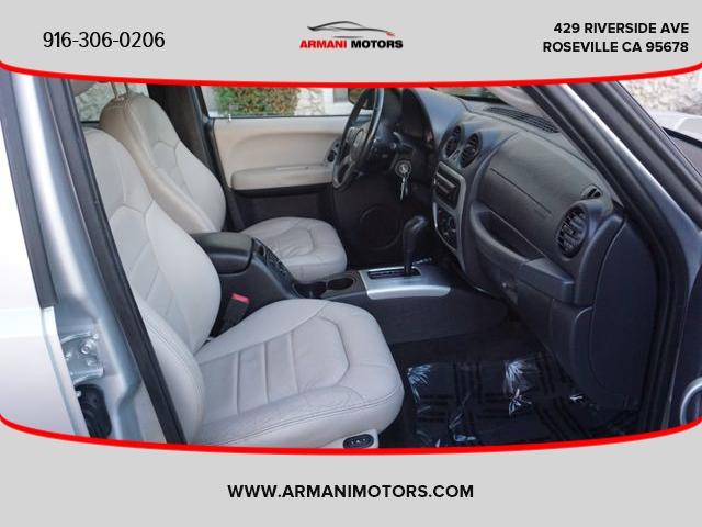 Jeep Liberty 2004 price