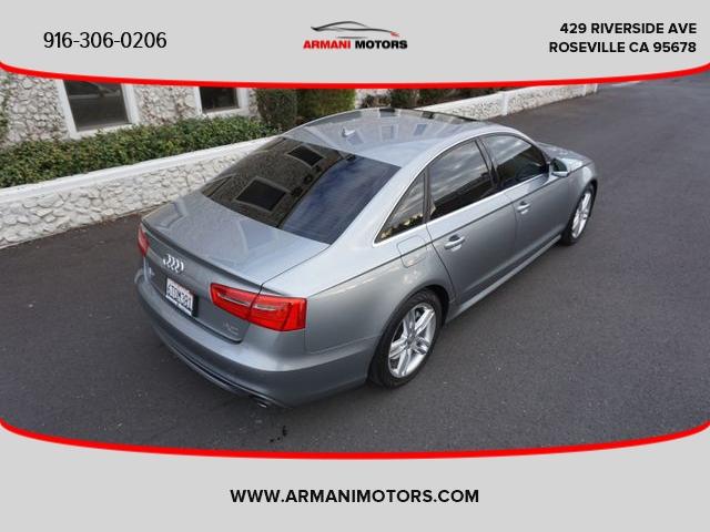 Audi A6 2012 price