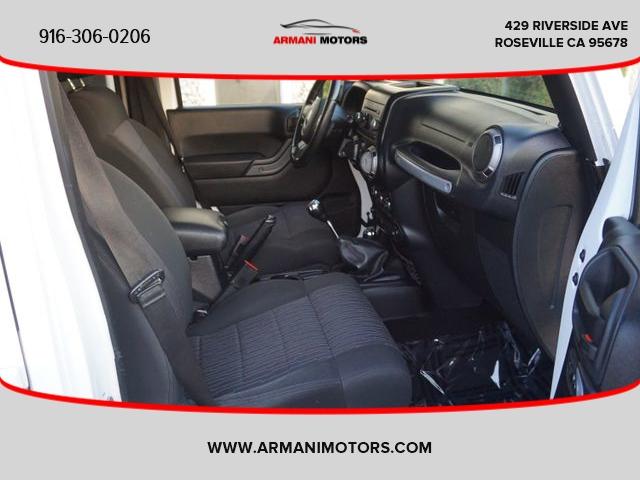 Jeep Wrangler 2012 price