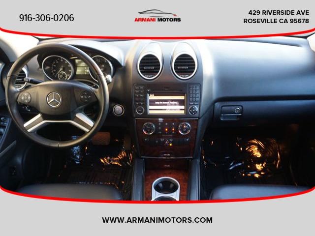 Mercedes-Benz M-Class 2010 price $11,495