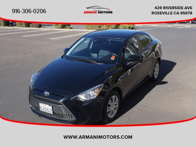 Toyota Yaris 2019 price $12,995