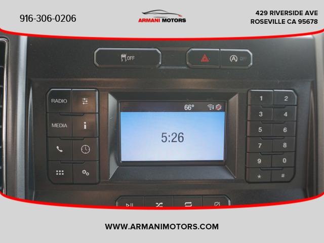Ford F150 SuperCrew Cab 2018 price $28,495