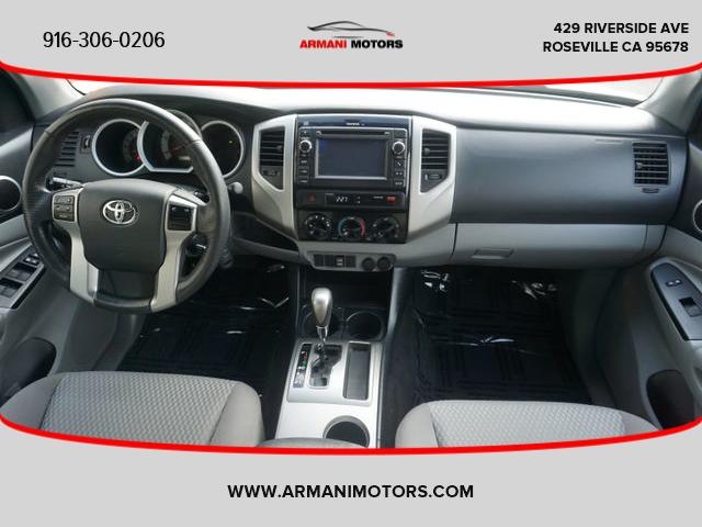 Toyota Tacoma Double Cab 2013 price $23,995