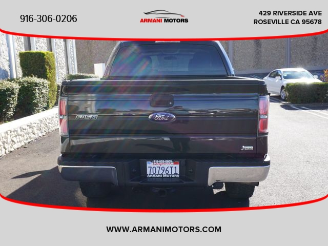 Ford F150 SuperCrew Cab 2010 price $16,995