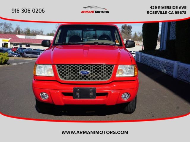 Ford Ranger Regular Cab 2002 price $9,995