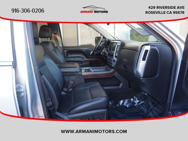 GMC Sierra 1500 Crew Cab 2017 price $42,995