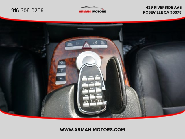 Mercedes-Benz S-Class 2007 price $10,495