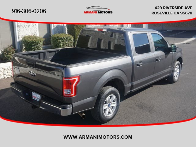 Ford F150 SuperCrew Cab 2016 price $28,495