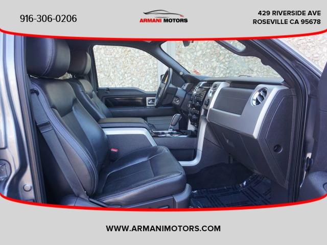 Ford F150 SuperCrew Cab 2012 price $24,495