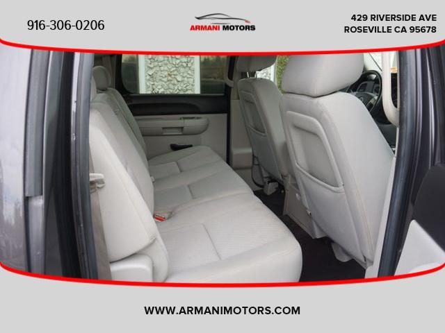 Chevrolet Silverado 1500 Crew Cab 2010 price $18,995