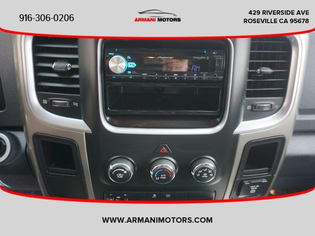 Ram 1500 Quad Cab 2013 price $20,995
