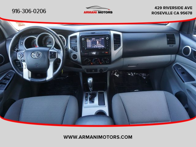 Toyota Tacoma Double Cab 2014 price $31,995